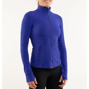 Lululemon Define Jacket Pigment Blue